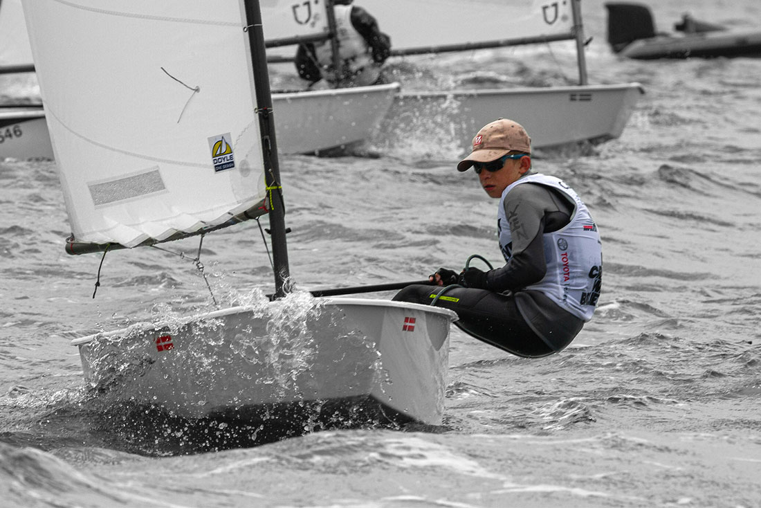 Doyle Sails dominates 2020 Toyota Optimist Nationals (NZ)