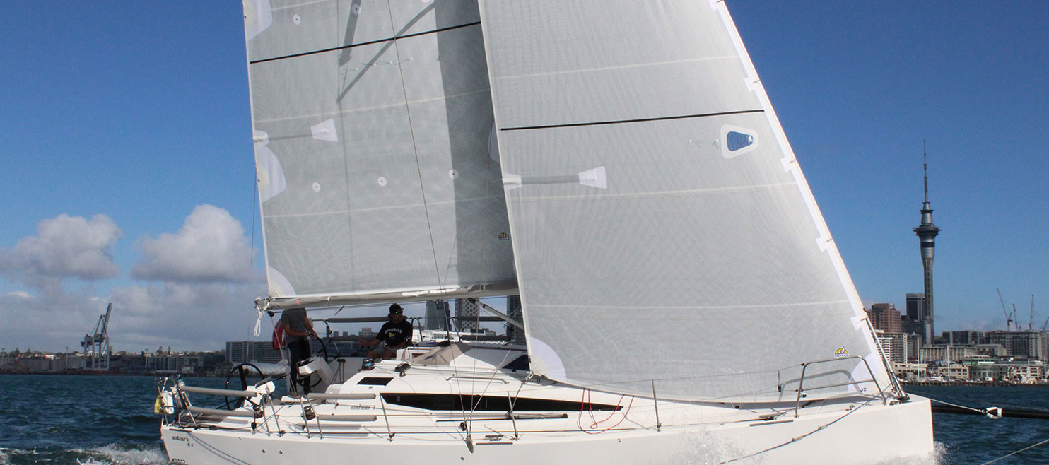 New Cruising Sails – Optimising a Yacht's Performance